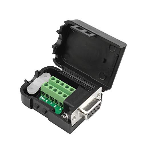 Futheda D-Sub DB9 RS232 Conector Adaptador Placa avería
