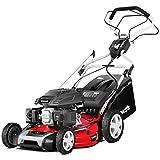 GREENCUT GLM660X - Cortacésped de gasolina 139cc y 5cv con arranque manual y ancho...