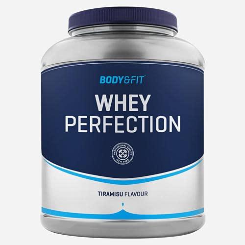 Body&Fit Whey Perfection Tiramisu 2268 gramos (81 batidos)