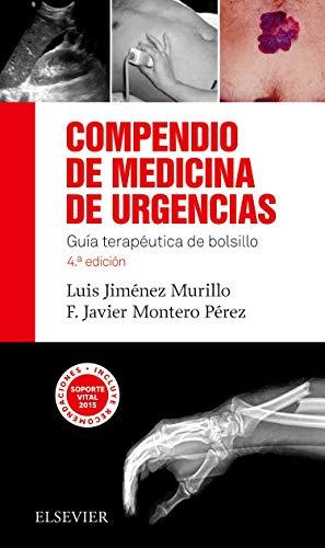Compendio De Medicina De Urgencias - 4ª Edición