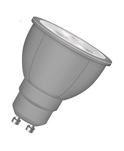 NEOLUX LED-Reflektorlampe GU10 PAR16 / 4W - 35 Watt-Ersatz, Abstrahlungswinkel 120° / warmweiß - 2700K, Pappbox