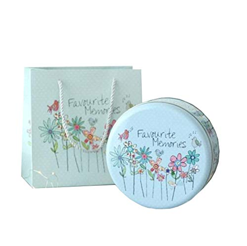 Cookie Tins Candy Jar Cookie/Candy/Chocolate Cans Food Storage-A9