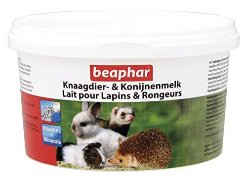 Beaphar–Milch in Pulverform–für Kaninchen und Nagetiere–200g