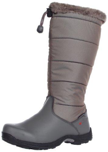Baffin Women's Boston Snow Boot,Grey,8 M US