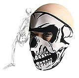 Máscara pasamontañas moto cortavientos cuello nariz oído protección solar ajustable máscara boca cara deporte caliente antipolvo/frío para Halloween bicicleta Ciclismo Esquí Montaña Camping Caza Pesca
