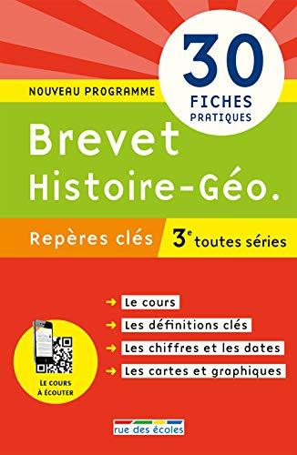 Brevet Histoire-Géo 3e toutes séries