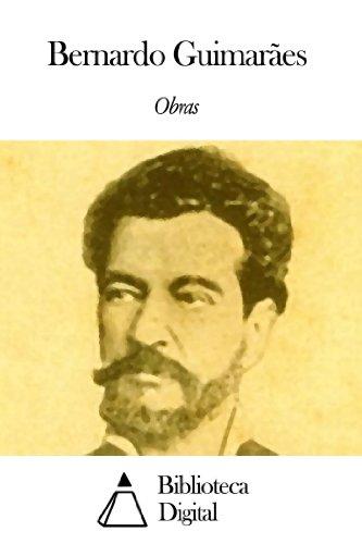 Obras de Bernardo Guimarães