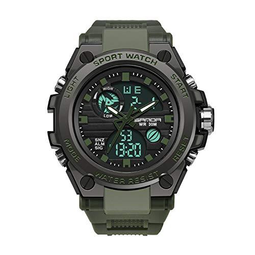 Trend Reloj Militar Multifuncional Reloj De Las Fuerzas...