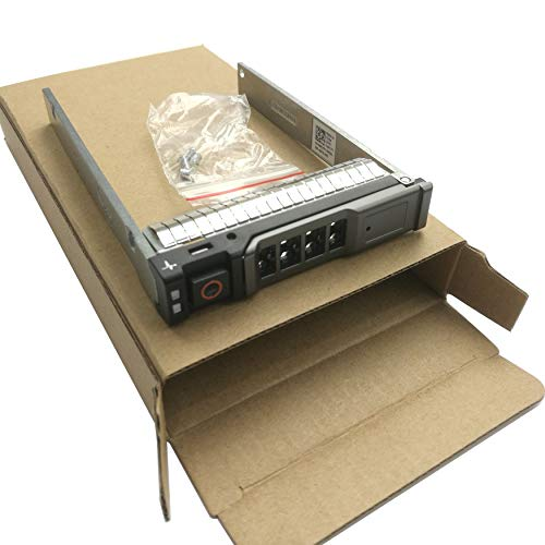 "New 2.5"" SATA SAS HDD Tray Caddy Compatible with Dell PowerEdge M620 M630 M420 M520 M820 VRTX Blade Server NRX7Y 0NRX7Y"