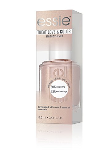 Essie Treat Love und Color Pflegender Nagellack, Nr. 07 tonal taupe, 13,5 ml