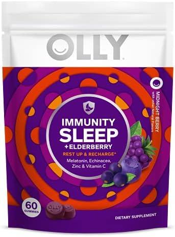 Top 10 Best olly sleep gummies Reviews