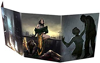 Modiphius Entertainment Vampire - The Masquerade Storyteller's Toolkit RPG Accessory for Adults 18 Years Old and Up (RPG A...