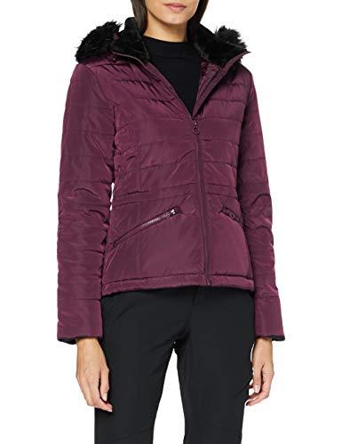 Regatta Doudoune Design Lifestyle Femme Westlynn Baffled Quilted Jackets Femme Dark Burgundy FR: 2XL (Taille Fabricant: 20)