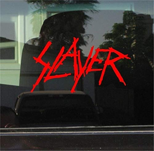 Auto Aufkleber Slayer Decal/Sticker 15Cm
