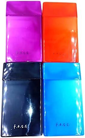 Clear glitter cigarette case _image2