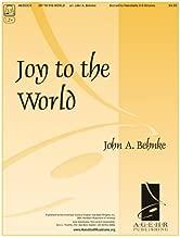Joy to the World (Handbell Sheet Music, Handbell 3-5 octaves)