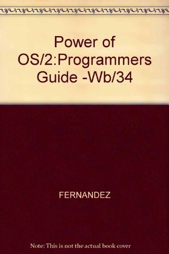 OS2 Operating System