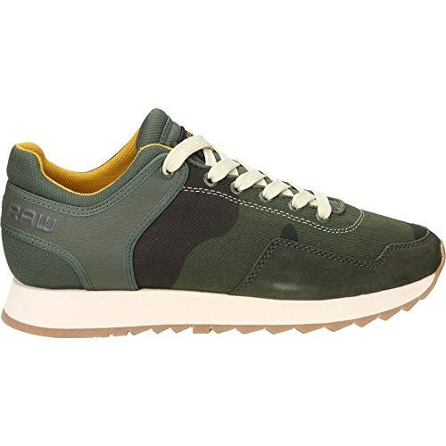 Zapatos g-Star d14240 Caballero Marron