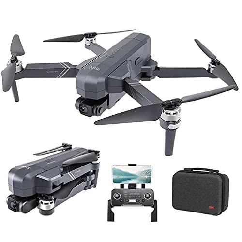 HAOJON Droni FPV telecomandati con Fotocamera 4K HD Quadcopter RC Pieghevole 2Battery 32G SD Card