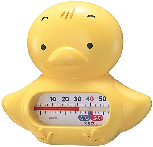 エンペックス気象計 お風呂de浮き浮き湯温計 ヒヨコさん 1コ入