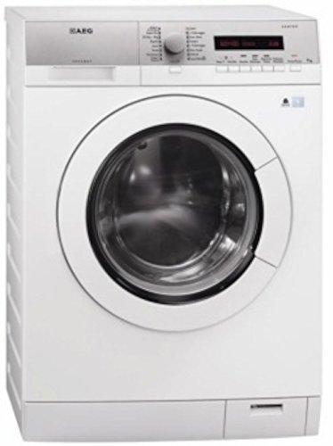 AEG L 76481 FL Libera installazione Carica frontale 8kg 1400Giri/min A+++ Bianco lavatrice