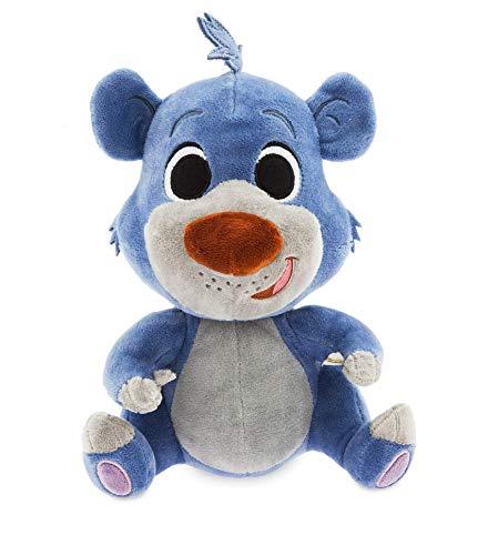 DS Disney Store Peluche Furrytale Friends Baloo Orso Il Libro della Giungla Originale