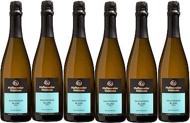 Pfaffenweiler Weinhaus Sauvignon Blanc Sekt Brut (6 x 0,75L)