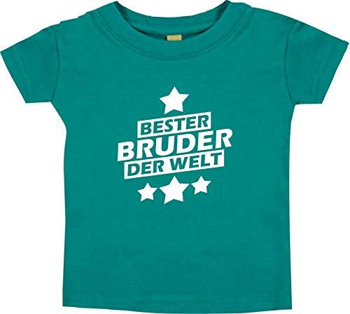 Enfants Tee-Shirt Bruder Le Monde - Jade, 18-24 Monate