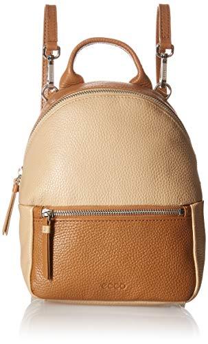 ECCO Damen Sp 3 Mini Rucksack, Mehrere (Cashmere/Volluto), Einheitsgröße