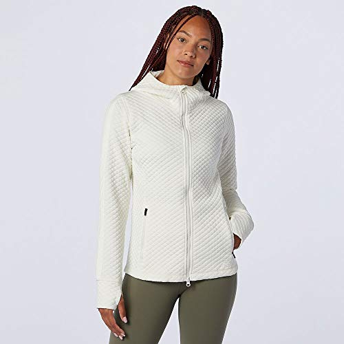 New Balance womens Nb Heat Loft Jacket