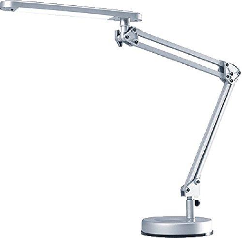 Hansa LED-Tischleuchte mit Fuss 4 Stars 6 W ABS/Aluminium/Metall silber