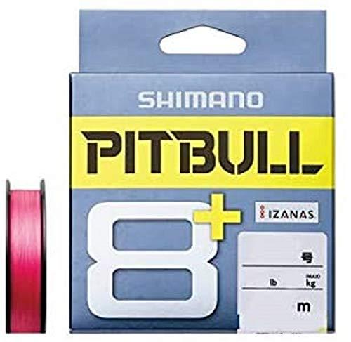 シマノ(SHIMANO) PEライン ピットブル8+ 200m 1.0号 トレーサブルピンク