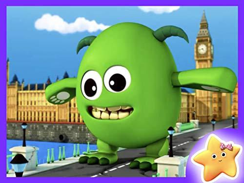 London Bridge, sie stürzt gleich ein