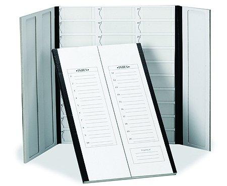 Cardboard Slide Tray, 20 Slide Capacity, 6 per Case
