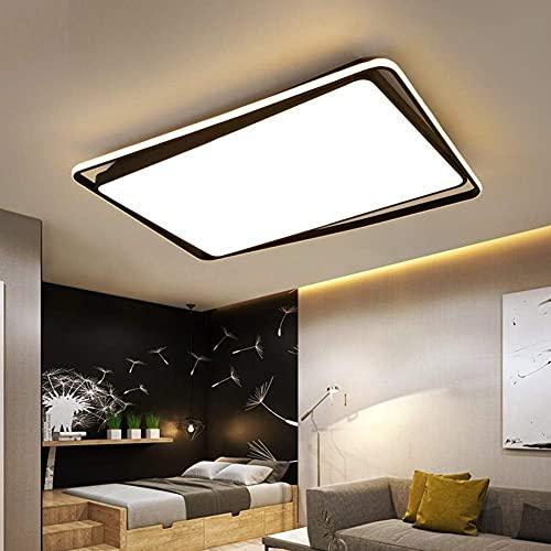 Lámparas de araña LED Luminacion De Techo para Oficina, Personalidad Creativa Moderna Lámpara De Techo Simple Sala De Estar Iluminación Hogar Moda Arte Luz para Dormitorio Cocina Mesa De