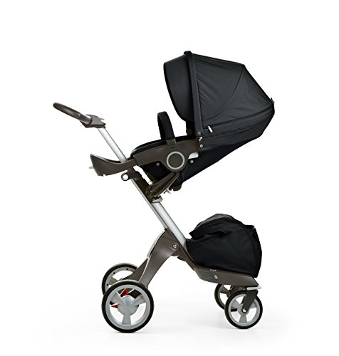 Stokke Stroller Xplory V4 - Black (Discontinued by Manufacturer)