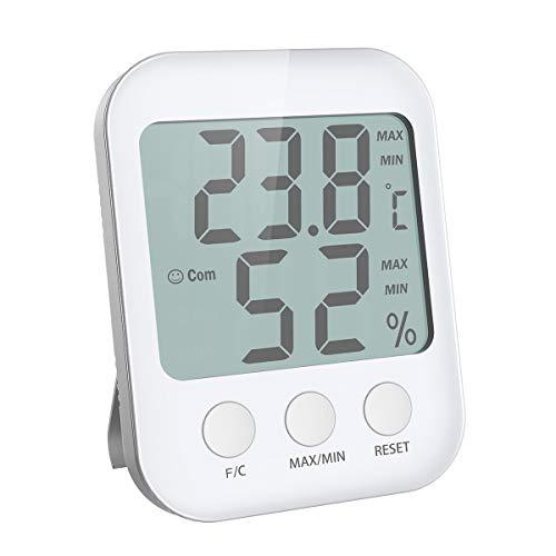 AMIR Digitales Hygrometer Innenthermometer