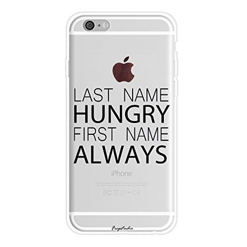 Funny Compatible Funny Funny Slogan Sassy Cita Saying-All I Need is Coffee & Mascara Transparente Caucho Funda de Repuesto para iPhone 7 4.7 Pulgadas
