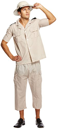 fancy dress safari explorer fits to a 44 chest by Best Dressed