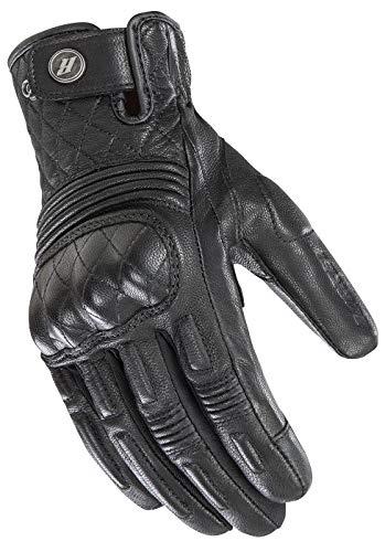 Joe Rocket 1962-3004 Women's Diamondback Motorcycle Glove (Black, Large)