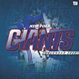 New York Giants 2022 Calendar: 18-month Grid Monthly Yearly Calendar for all ages and genders with 8.5   x 8.5