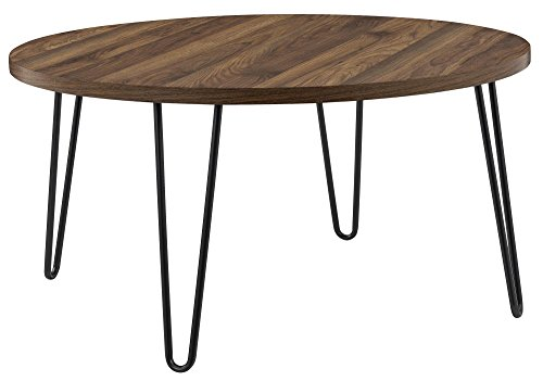 Ameriwood Home Owen Retro Coffee Table, Walnut