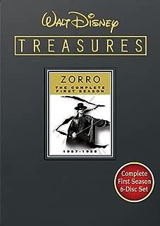 Best disney treasures zorro Reviews