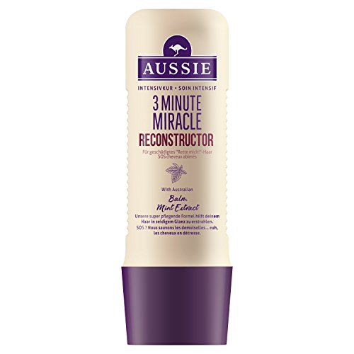 Aussie 3 Minute Miracle Reconstructor Soin Intensif...