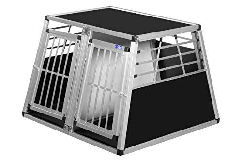 Alpuna Transportbox N3 > 92x97x68,5cm Doppelbox Notausstieg