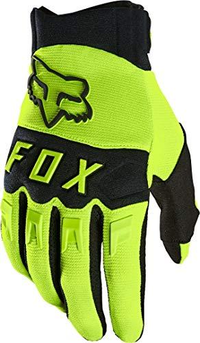 Fox Dirtpaw Glove L, Fluorescent Yellow