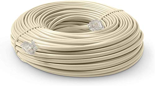 100 feet phone cable - 9