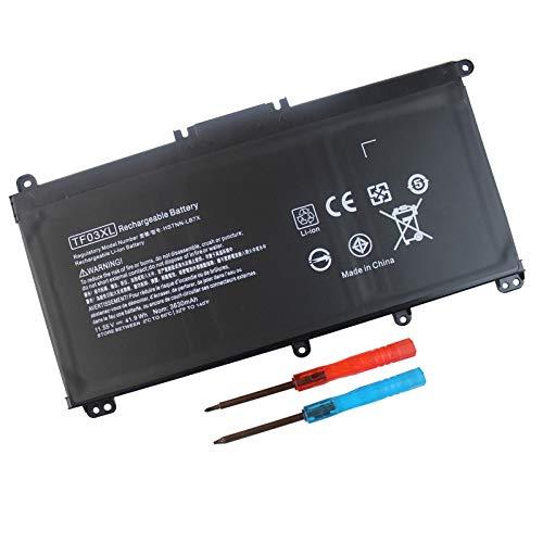 GDORUN TF03XL Laptop Battery for HP Pavilion 15-CC023CL 15-CC050WM 15-CC060WM 15-CC563ST 15-CC154CL 15-CC152OD 15-CC055OD 17-AR007CA 17-AR050WM 15-CC 15-CD 14-BF Series 920046-121 421 541 920070-855