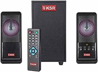 Kaiser Bocinas Multimedia 2,1 con Bluetooth KBS-9331