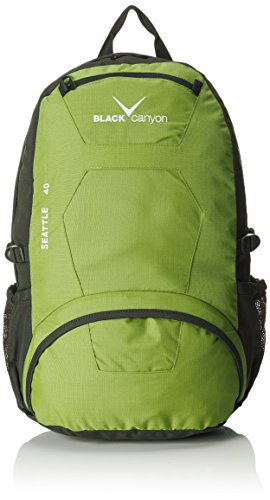 Black Canyon Wanderrucksack Seattle, grün, 40 Liter, BC4219